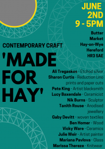 Made for Hay Poster