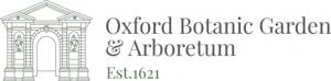 University of oxford botanic garden